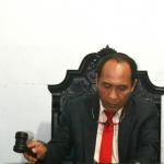 Ka. Divisi Advokasi, Sosialisasi dan Edukasi : Drs. Eddy Syahputra AS, M.Si