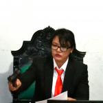 Ka. Divisi Kelembagaan : Meyssalina M.I. Aruan, S.Sos.