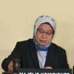 Ka. Divisi Penyelesaian Sengketa Informasi : Ramdeswati Pohan, M.SP