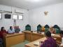 Mediasi Terhadap Komisi Pemilihan Umum Provsu Berlangsung di KI Sumut