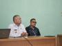Pj Bupati Pakpak Bharat Dr. H. Asren Nasution, MA Didampingi Kadis Kominfo Pakpak Bharat Melakukan Kegiatan Presentasi Terkait Keterbukaan Informasi Publik