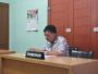 Majelis Komisioner Meminta Kuasa Kadis Pendidikan Kab. Serdang Bedagai Untuk Menunjukkan Bukti Dari Kantor Pos Terhadap Pengiriman Balasan Surat Pertama Kepada Pemohon
