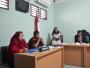 Sidang Ajudikasi Nonlitigasi Sengketa Informasi Antara Pemohon DPC-LSM PENJARA Indonesia Kab. Batu Bara Terhadap Tiga OPD Pemkab Batubara