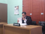 Sidang Ajudikasi Nonlitigasi Terhadap Termohon Kepala Kantor Badan Pertanahan Nasional Kota Medan
