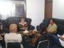 Badan Pemeriksa Keuangan Perwakilan Provsu Melakukan Konsultasi ke  Komisi Informasi Provsu